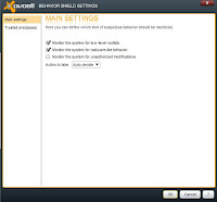 Fix Avast Error 0xc0000005