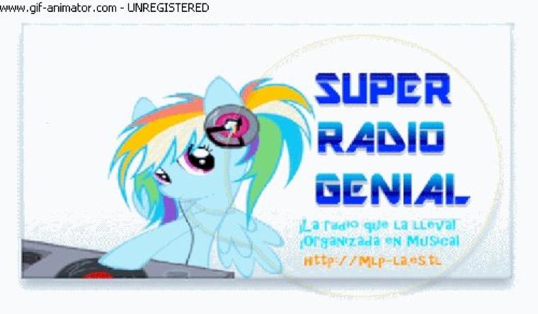 ★MLP RADIO LA★ ¡ESCÚCHENLO!