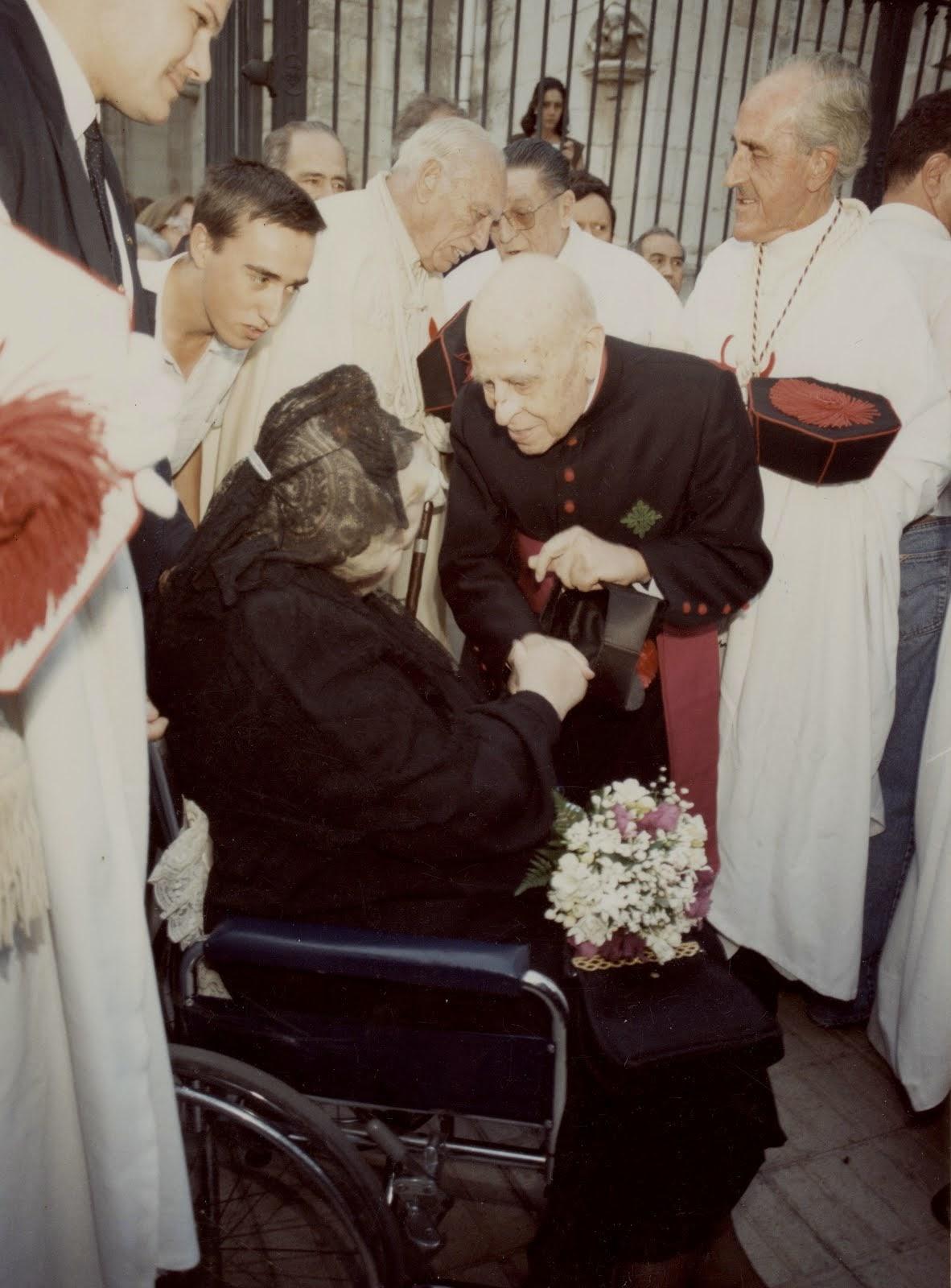 S.A.R. Doña Maria de las Mercdes de Borbón y Orleans