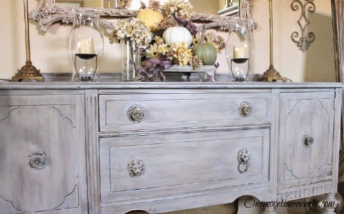 Refinished Buffet at One More Time Events.com