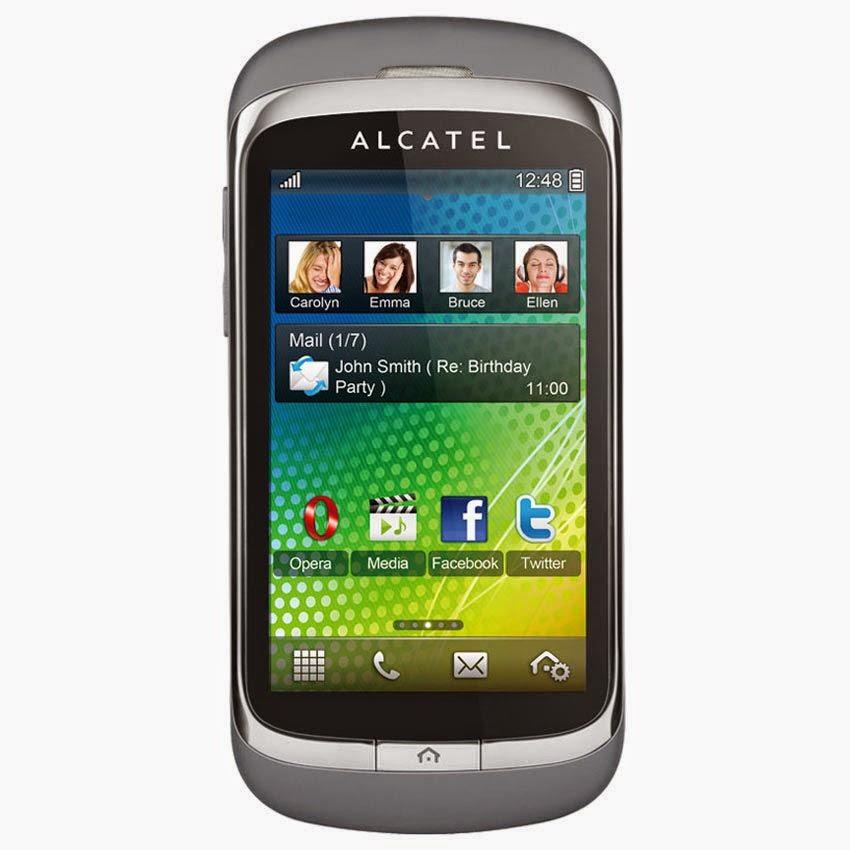 Spesifikasi Dan Harga Alcatel OT-818D