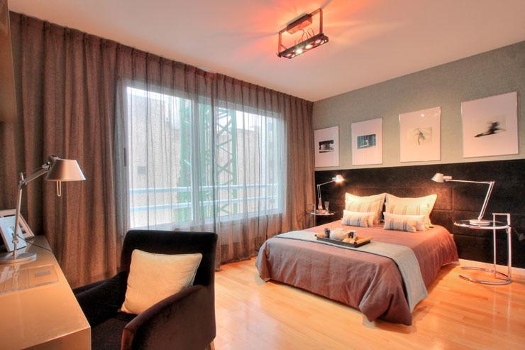 Ambientacion de interiores dormitorios matrimoniales 2011 for Interiores de dormitorios matrimoniales