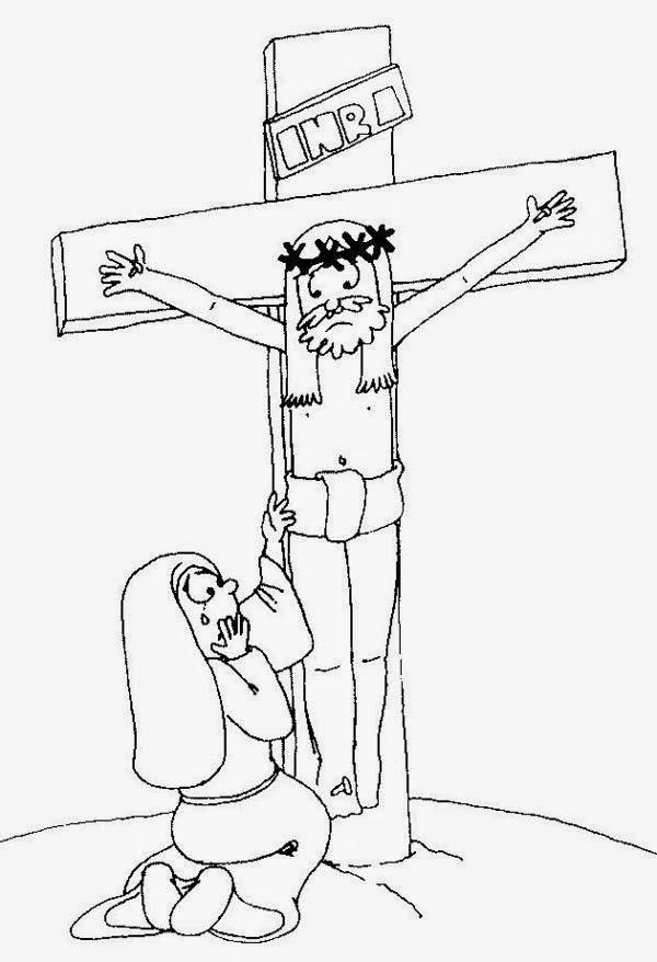 Gifs y Fondos Paz enla Tormenta ®: JESÚS NOS REGALA A SU MADRE PARA ...