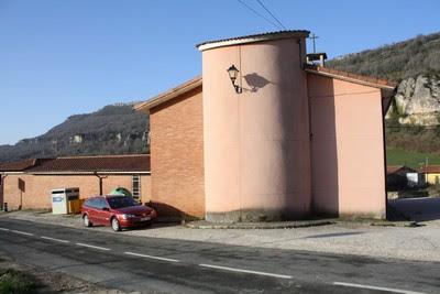 Iglesia / Punto de Salida