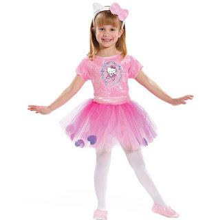 Disfraz de Hello Kitty paso a paso