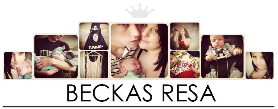 BECKAS RESA