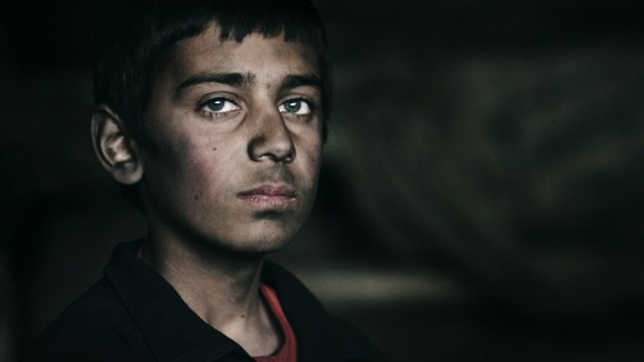 Afghani teenagers