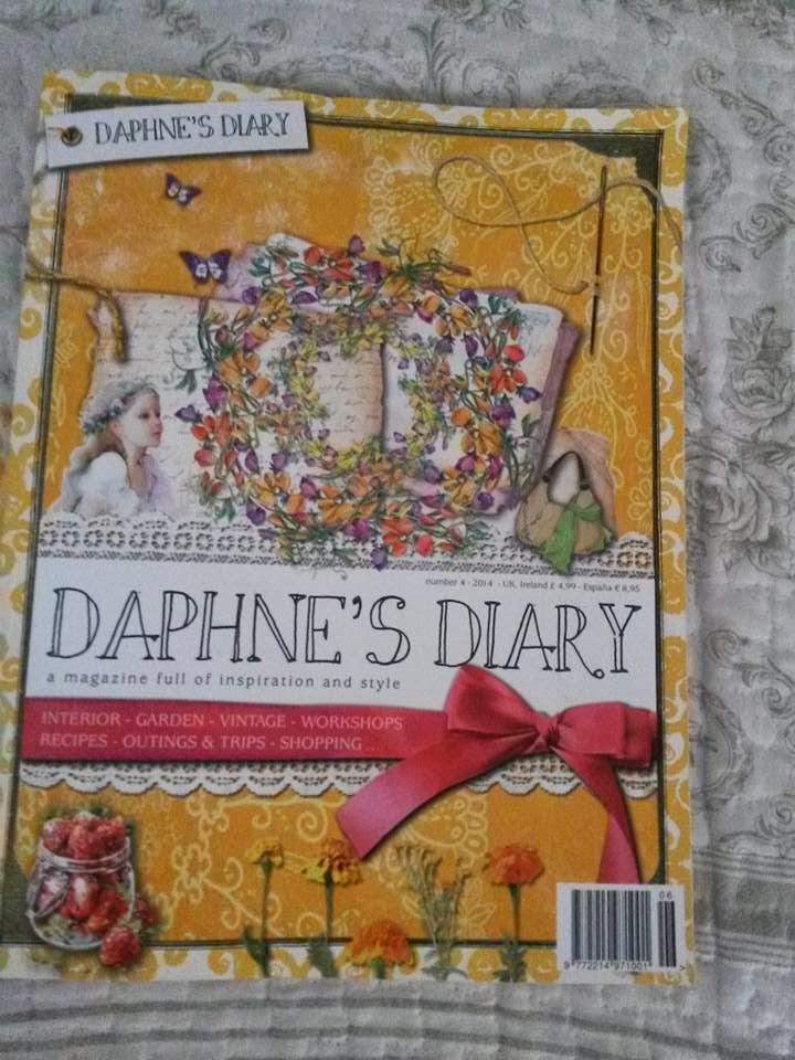 Daphnes' Diary International Magazine