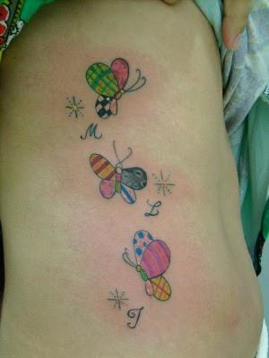 Tatuagens Artísticas: BONEQUINHAS - BY SHERLETON TATTOO 77 9974