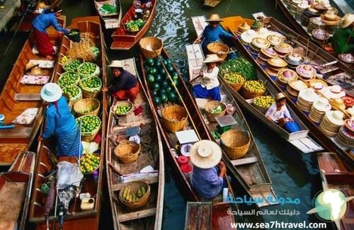 قضاء يوم واحد في بانكوك رحلات بانكوك