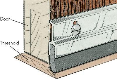 Burletes para puertas portones puertas de madera - Burlete para puertas ...