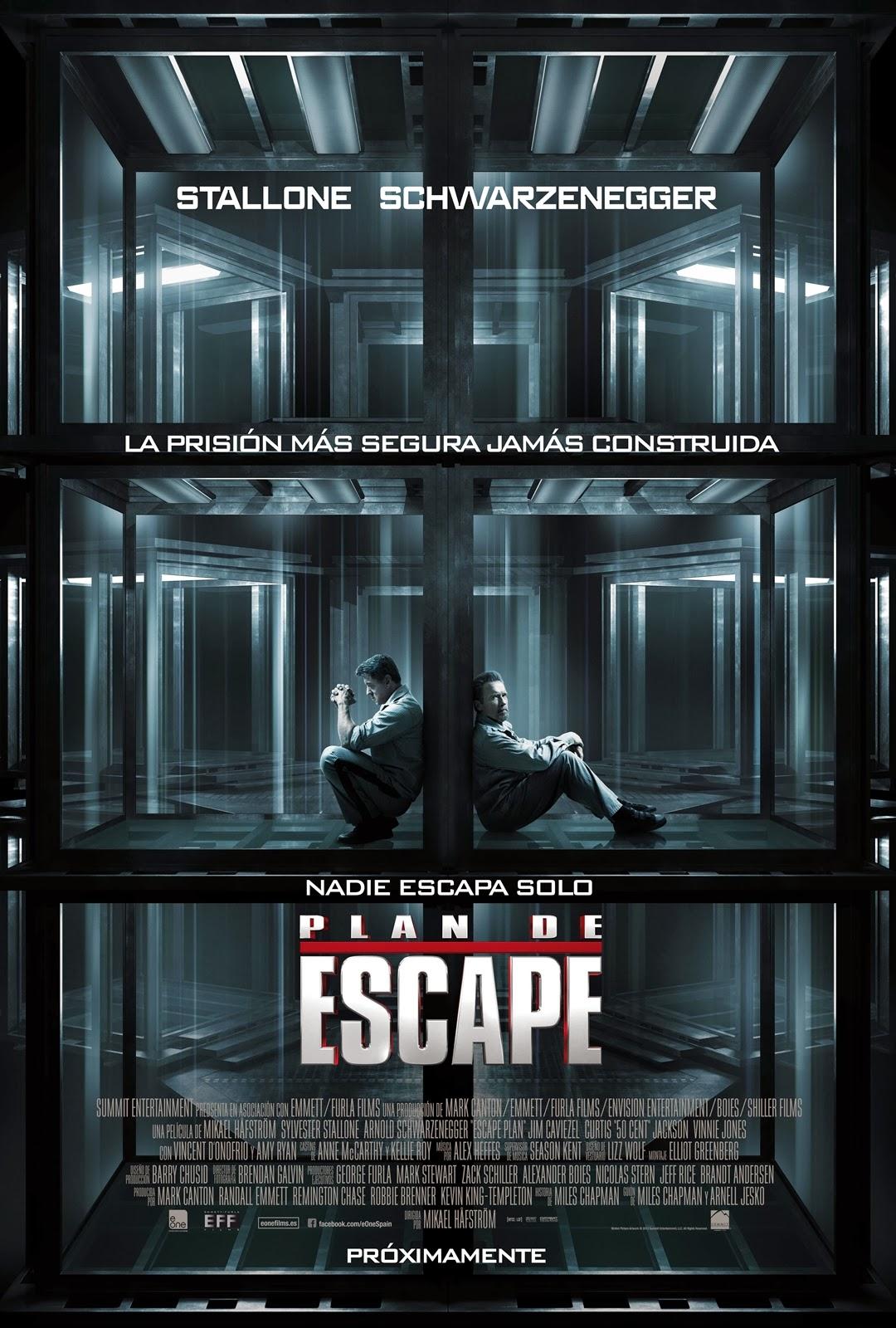 Plan de Escape – BRRIP LATINO