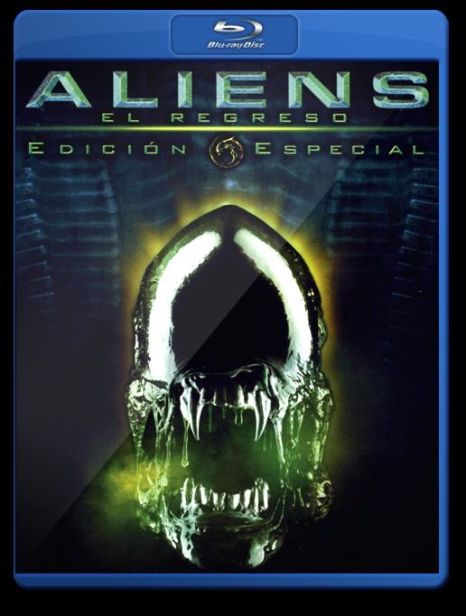 Aliens El Regreso (Version Extendida) Blurayrip
