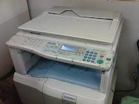 usaha foto copy, mesin fotocopy