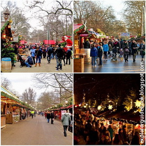 Winter Wonderland London 2015