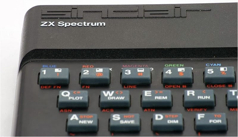 Los 80, la época dorada de los videojuegos Sinclair+zx+spectrum