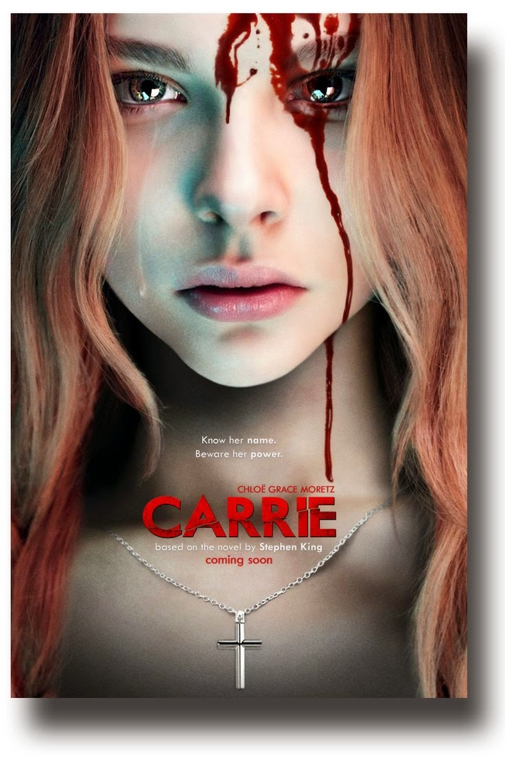 a book review on stephen kings carrie Commentary and archival information about stephen king from the new york times review: 'it' brings back stephen king's killer clown 'carrie' is back like a bloody hand from the grave.