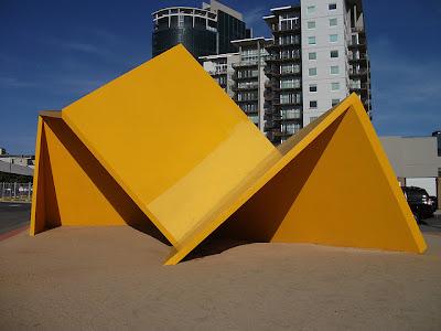 Public Sculpture the <i>Vault</i>