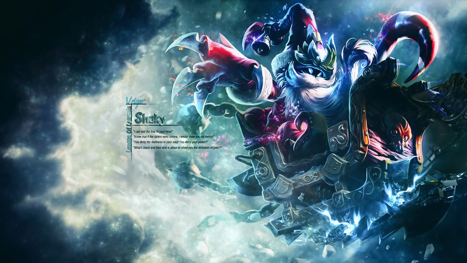 Veigar League of Legends Wallpaper