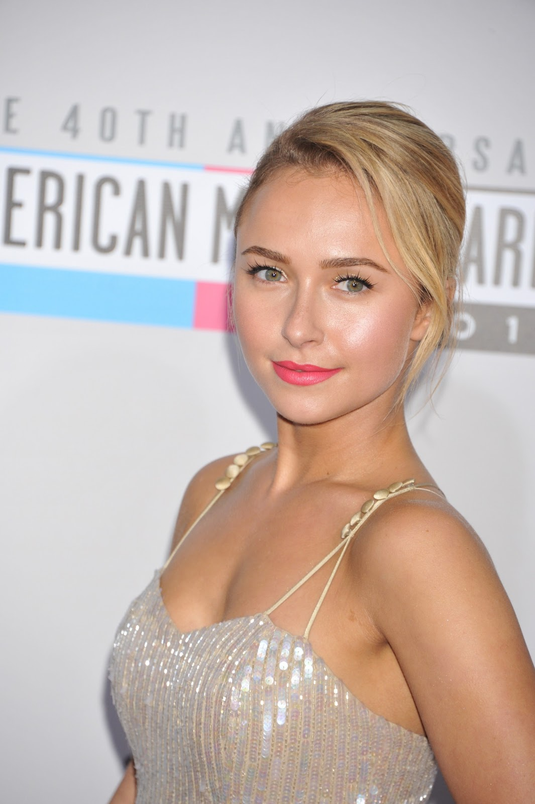 Hayden Panettiere American Music Awards 2012