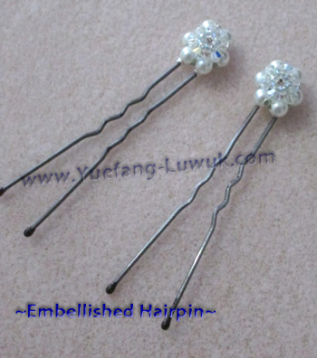 Simple_embellished_hairpin_with_Swarovski_pearls_and_crystals