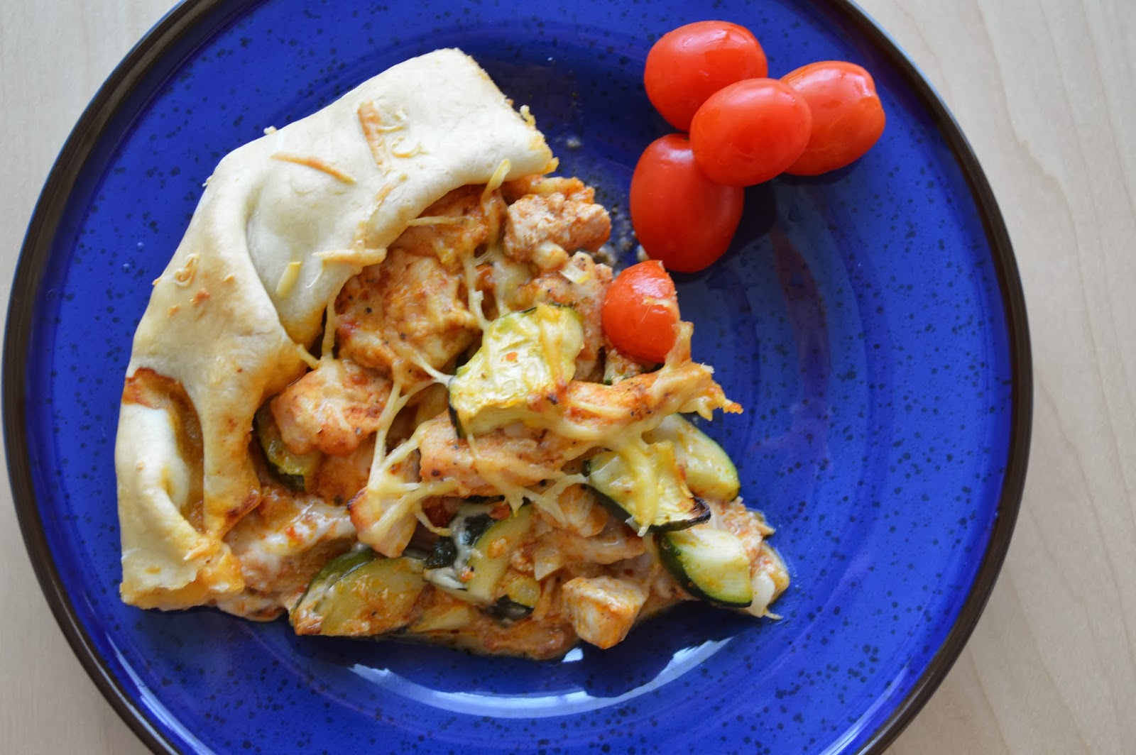 My Simple Cuisine: Tarta z kurczakiem i pesto/ Chicken and ...