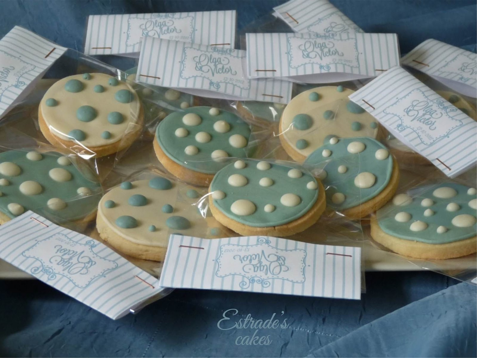 galletas de boda con glasa - 5