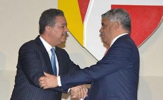 Leonel asciende a general a militar reintegrado y puesto al servicio de Miguel Vargas
