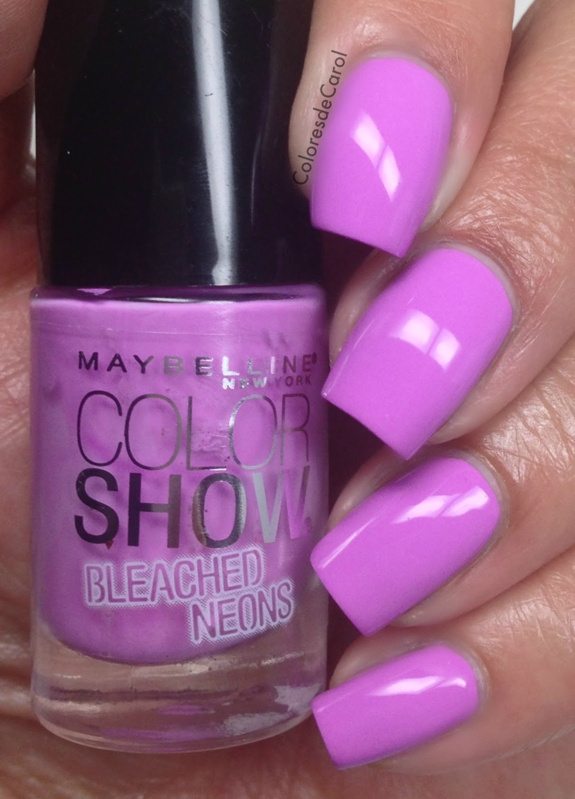 Color Show Mauve And Maybelline On Pinterest