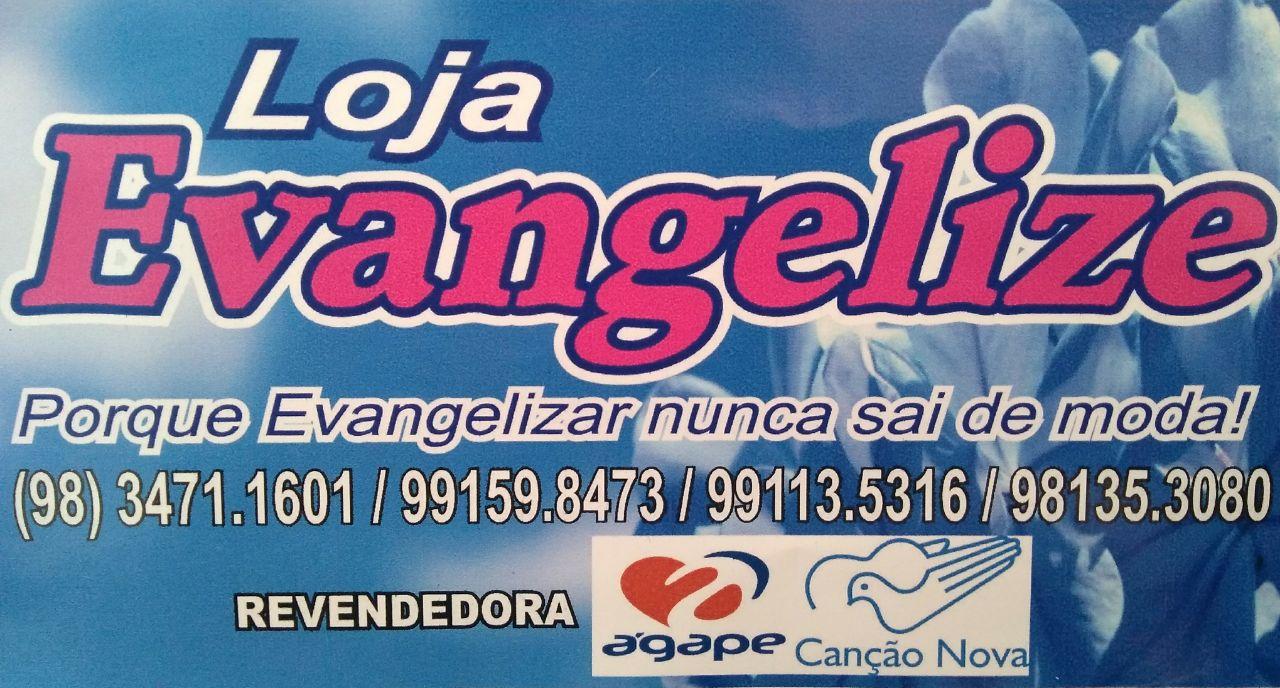 Loja Evangelize - Tudo em Artigos Religiosos