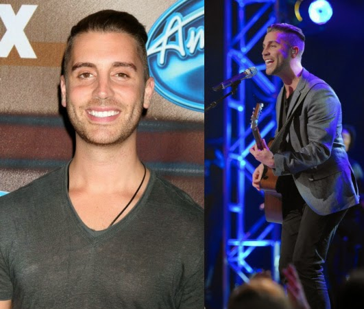 Nick Fradiani american idol 2015 winner
