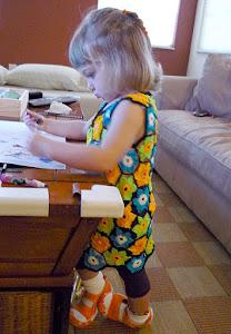 Tejidos Carmesí tiene su página de ropa infantil