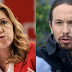 """Susana Díaz rechaza """"lecciones"""" de Pablo Iglesias y le tacha de """"insensato"""""""