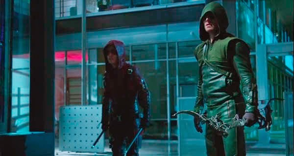 Arrow 3x08 - The Brave and the Bold