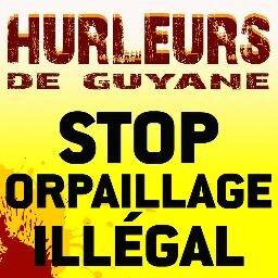 Stop orpaillage illégal en Guyane