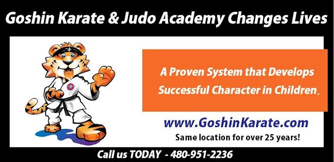 Goshin Karate and Judo Academy - Scottsdale Arizona