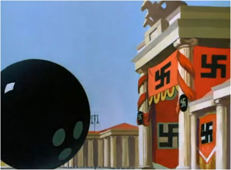 disney goes to war animated propaganda essay Disney to the front mickey mouse, donald duck, and an army of their kindred cartoons join the war effort at home and overseas  over the course of the war, disney .
