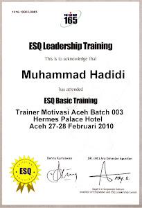 Trainer ESQ