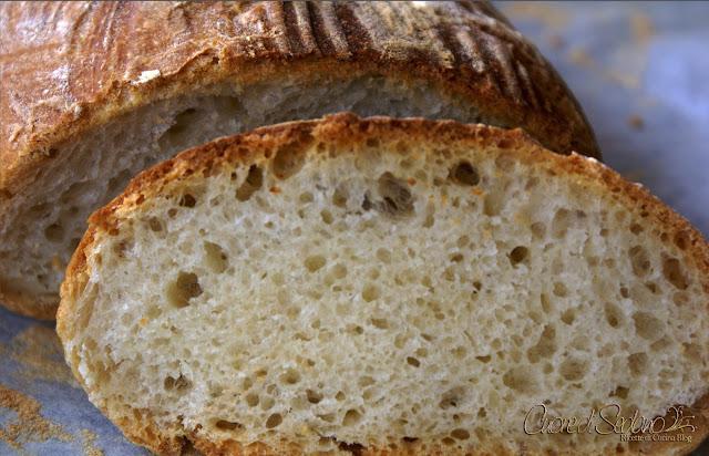 Pane con lievito madre cuore di sedano - Diversi tipi di pane ...
