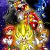 Algumas Fan Art de Sonic