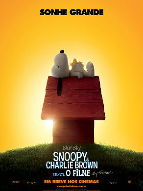 Filme Poster Snoopy & Charlie Brown: Peanuts, o Filme HDRip XviD Dual Audio & RMVB Dublado