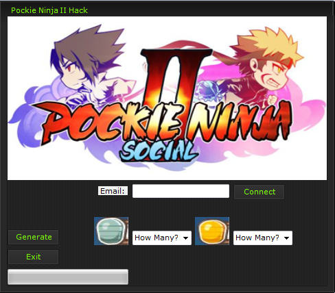 Pockie Ninja II do generate a Social Hack: