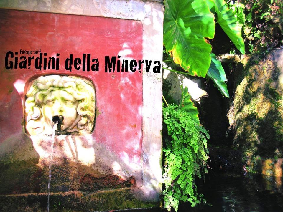 Ai Giardini della Minerva