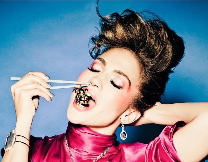 colección joyas Tous 2011 con Jennifer Lopez