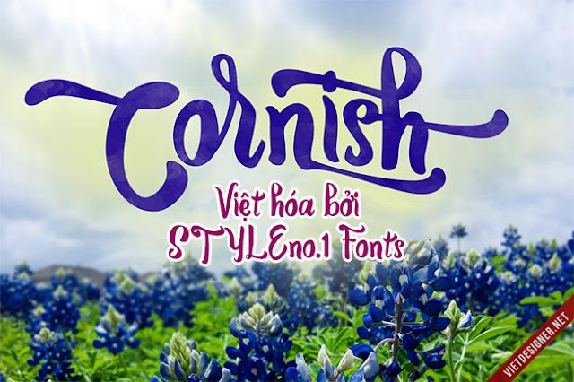 [Bold Script] Cornish Việt hóa