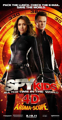 Spy Kids 4: All the Time in the World pictures