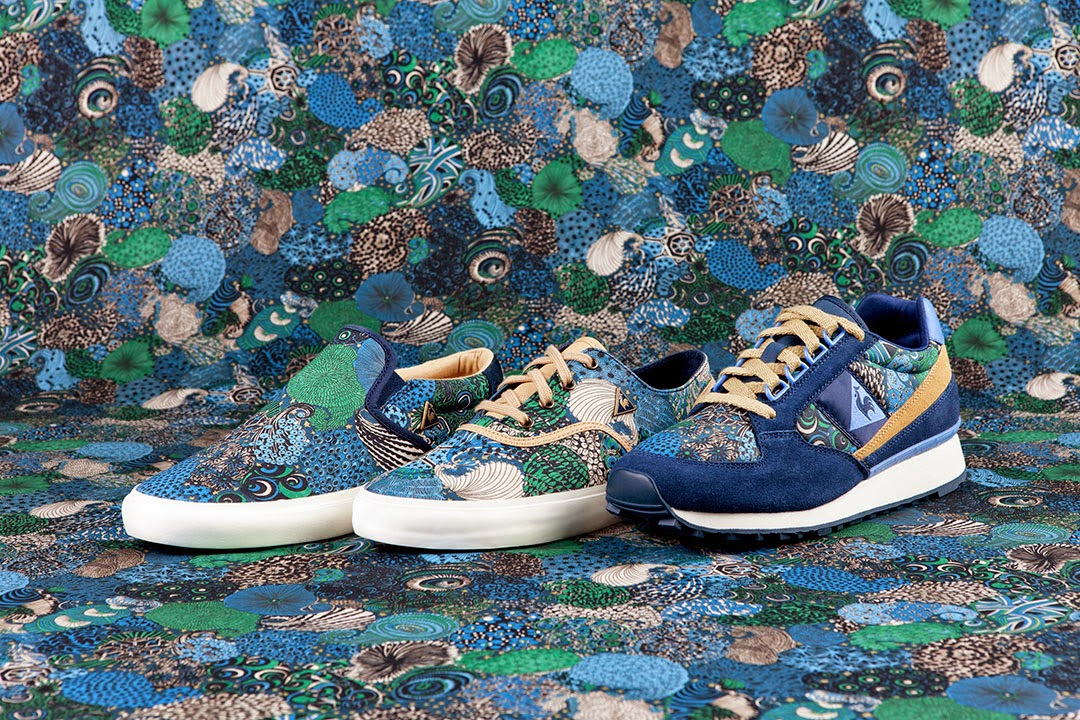Le Coq Sportif, San Valentín, regalos, sportwear, sports, womens wear, mujer, Suits and Shirts, Pack Midnight, Liberty Arts Fabric,