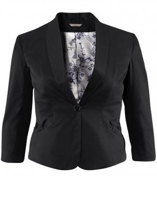 chaquetas tallas grandes primavera verano 2012 H&M