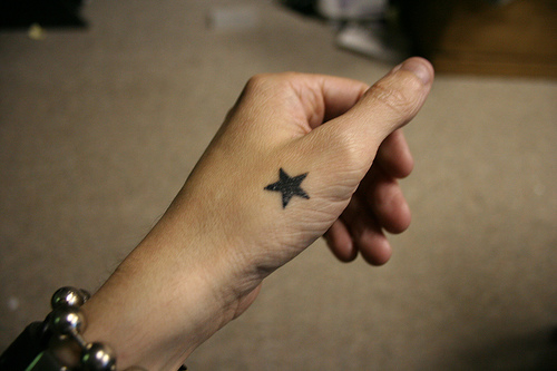Star Tattoos For Girls On Side ~ All About