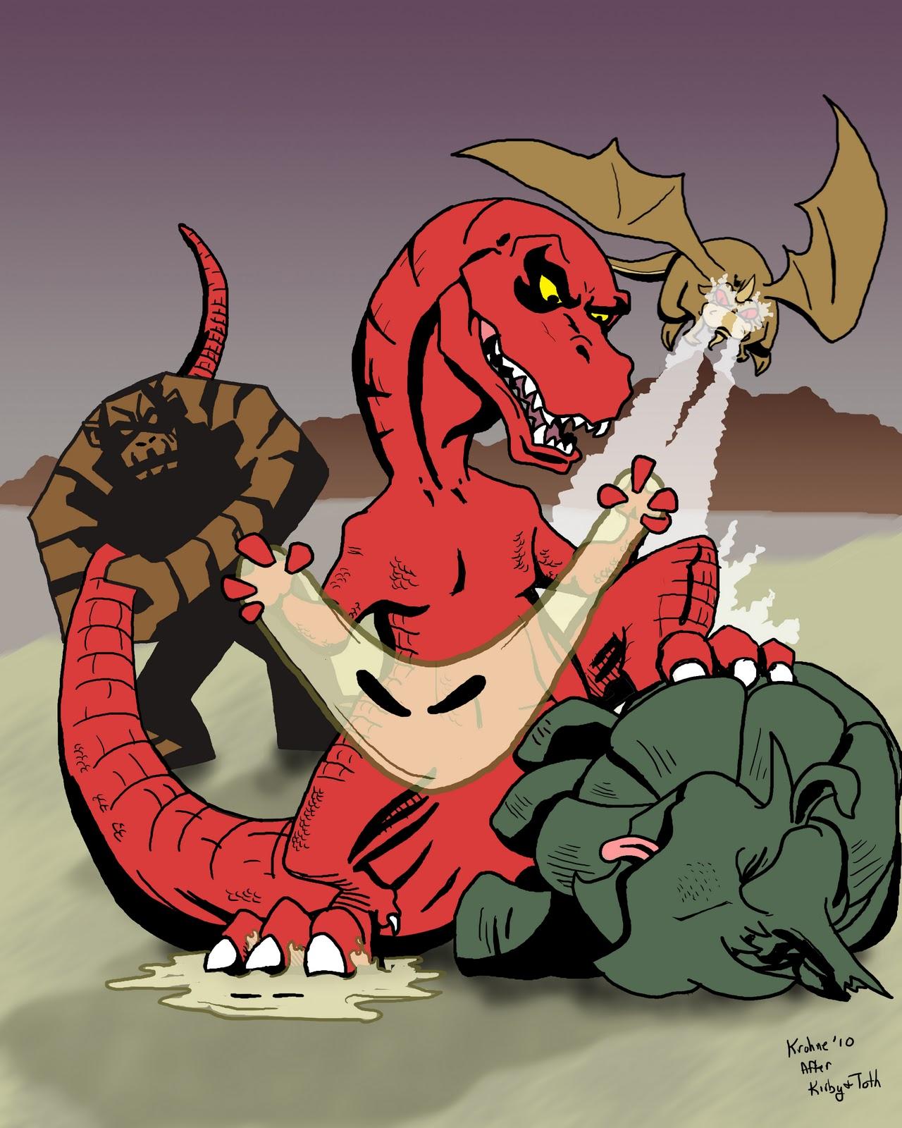 Dinosaur porn xxx erotic image